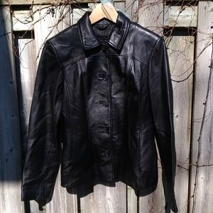 Danier Leather Jacket + Removable Liner